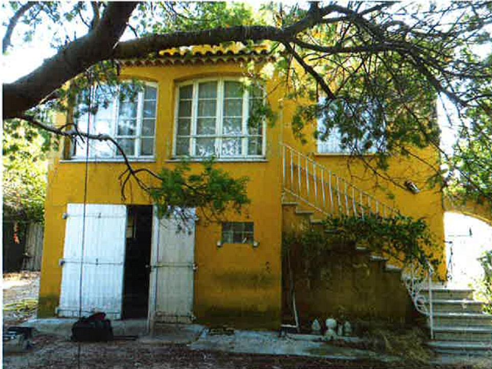 VENDU AUX ENCHERES Maison Saint Cyr sur mer